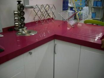 Colores modernos para cocinas