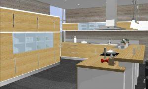 Diseño de cocinas online