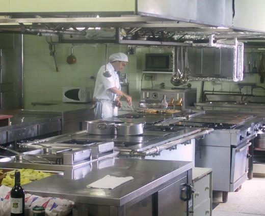 Cocinas De Restaurantes Grandes Images