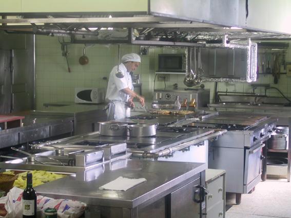 Diseño de cocinas para restaurantes