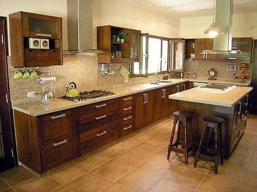 Ejemplos de cocinas integrales for Disenos cocinas integrales