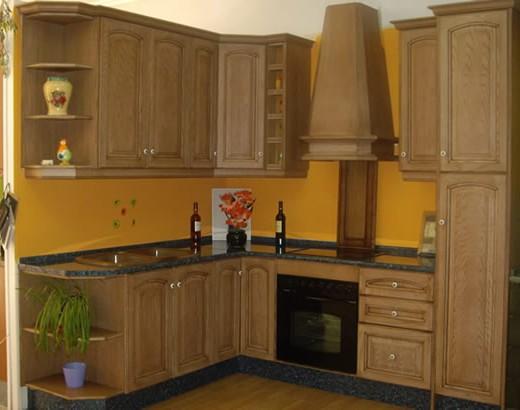 Disenos para cocinas peque as elegantes - Disenos cocinas pequenas ...
