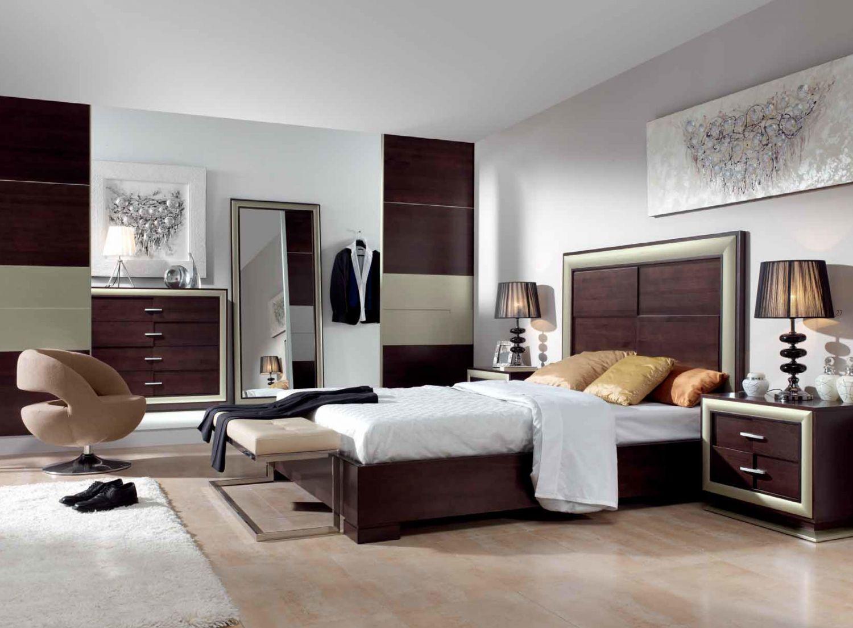 Decoraci n de dormitorios para reci n casados for Espejos modernos para habitaciones
