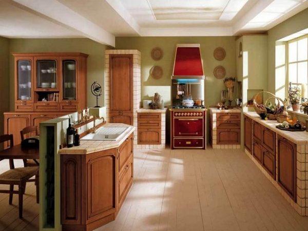 Fotos de cocinas rusticas