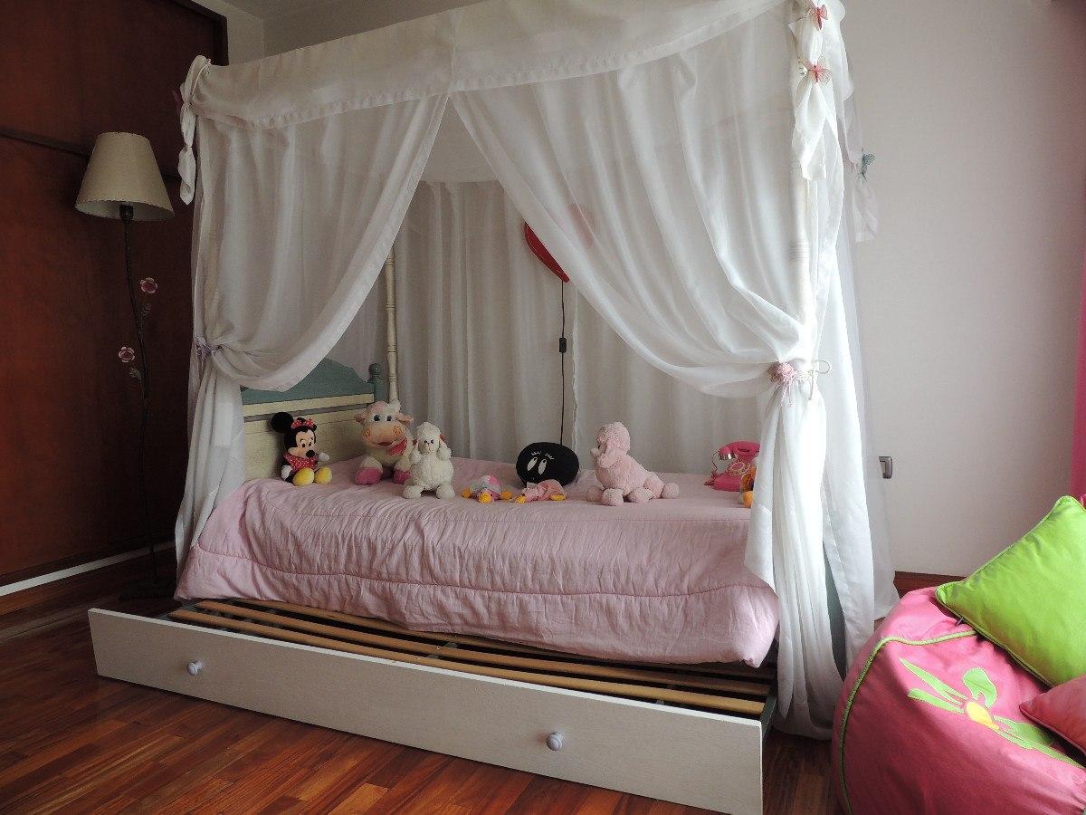 Dormitorios con el estilo princesa for Cuartos de ninas vonitas
