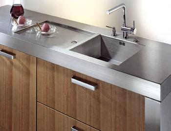 Materiales para reformar una cocina - Materiales encimeras cocina ...