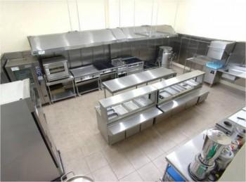 Ejemplos de mobiliarios para la cocina for Mobiliario y equipo de cocina