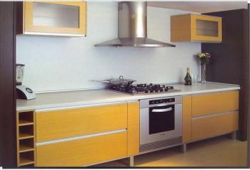 Hornos y herrajes para cocinas integrales y modernas for Cocinas integrales para apartamentos