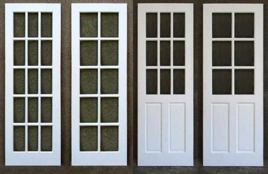 Modelos modernos de puertas para cocinas - Puertas de cocina ...