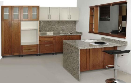 Muebles de cocinas modernas