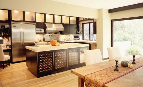 Muebles para cocinas modernas