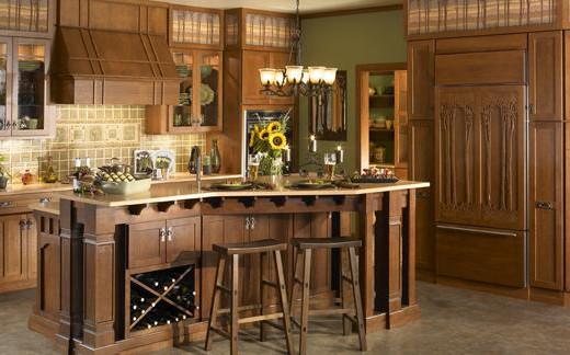 Los muebles ideales para cocinas rusticas for Muebles de cocinas rusticas