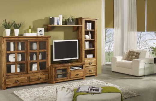 Muebles r sticos - Muebles rusticos de campo ...