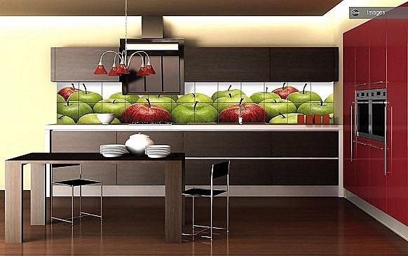 Murales para cocinas