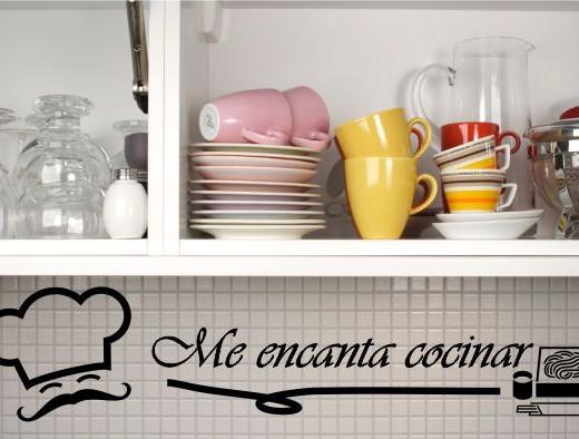 Las mejores pegatinas para cocinas - Pegatinas para cocina ...