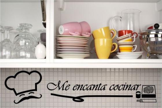 Las mejores pegatinas para cocinas - Pegatinas para cocinas ...