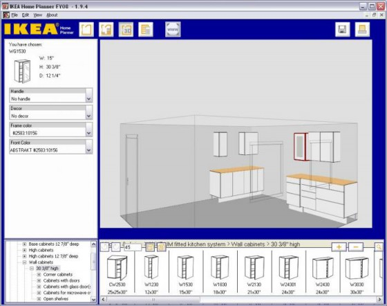 Software Diseo Armarios. Virtual Kitchen Basic With Software ...