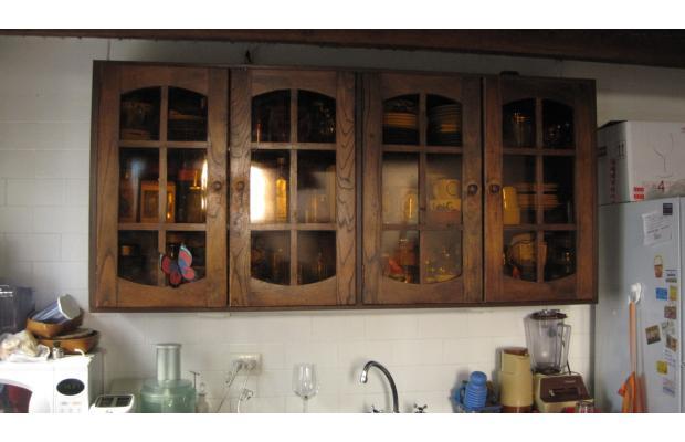 Dise o de puertas for Muebles de cocina con puertas de cristal