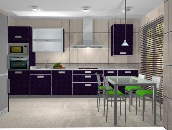 Remodelacion de cocinas modernas y originales for Cocinas originales