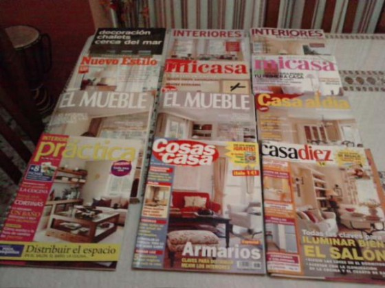 Revistas de decoracion de cocinas