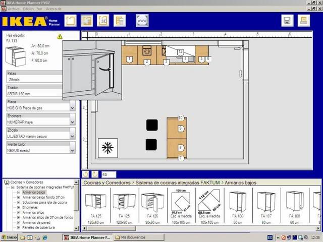 Simulador cocinas ikea fabulous cocina cocina portatil for Simulador cocinas online