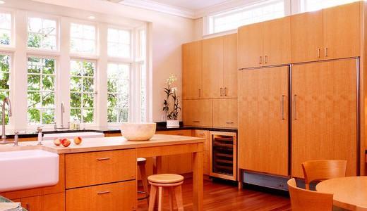 Tarima flotante para cocinas modernas - Tarima para cocina ...