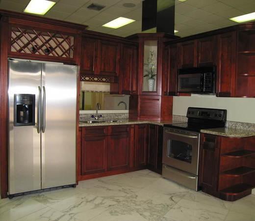 Venta de cocinas empotradas modernas for Fachadas de cocinas