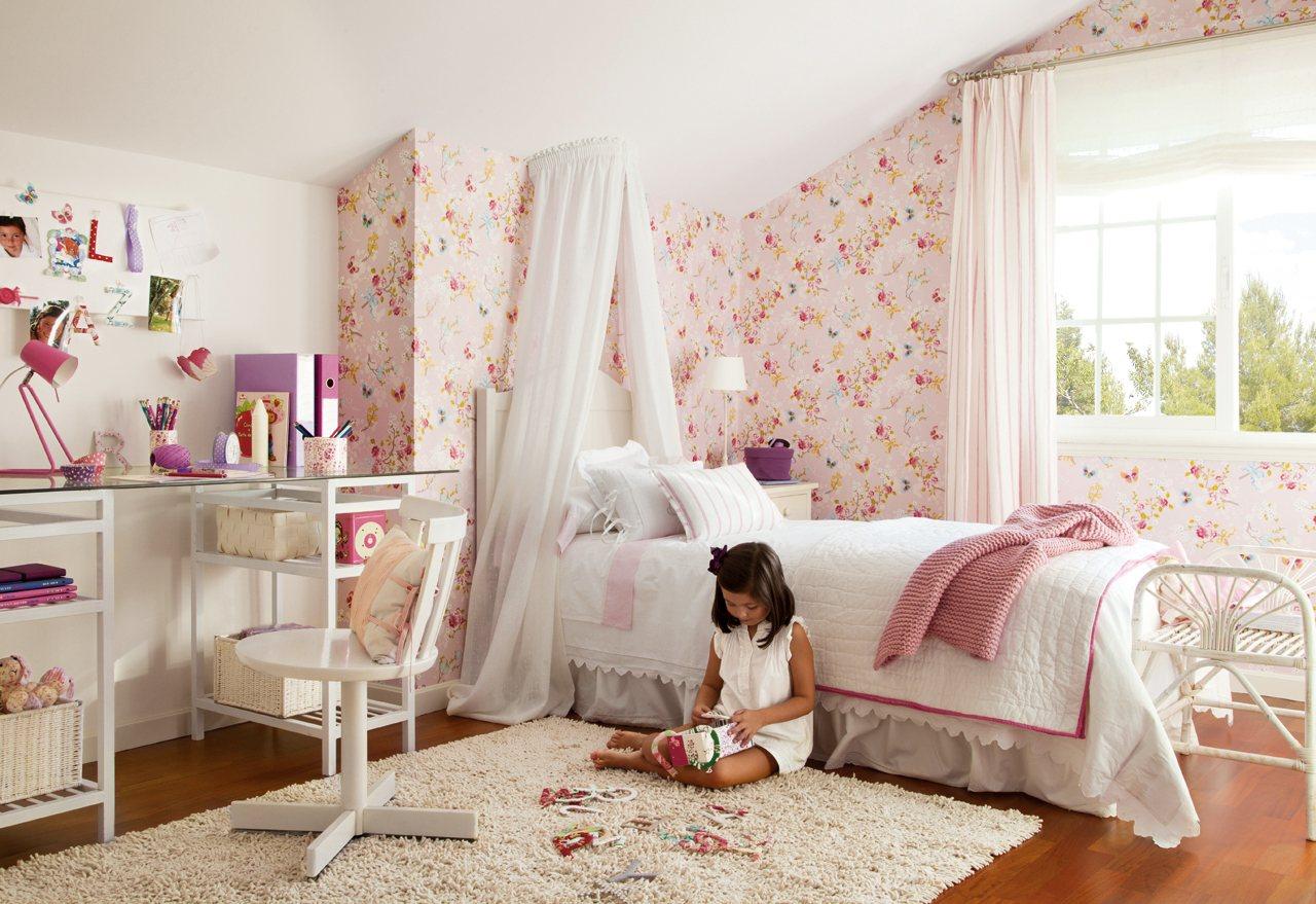 Dormitorios con el estilo princesa - Casas de princesas ...