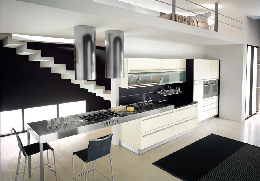 20 fotos de cocinas modernas for Cocinas integrales imagenes