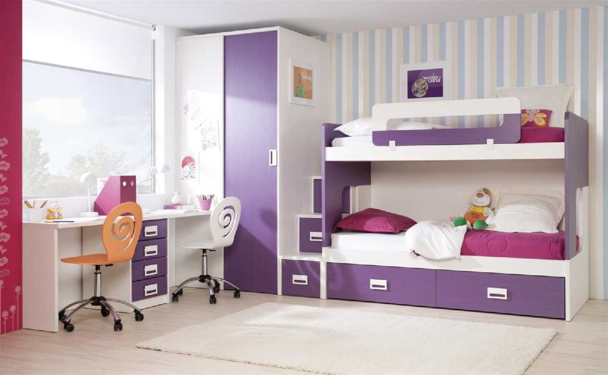 11 fotos con ideas para decorar cuartos infantiles for Ideas para decorar dormitorios infantiles