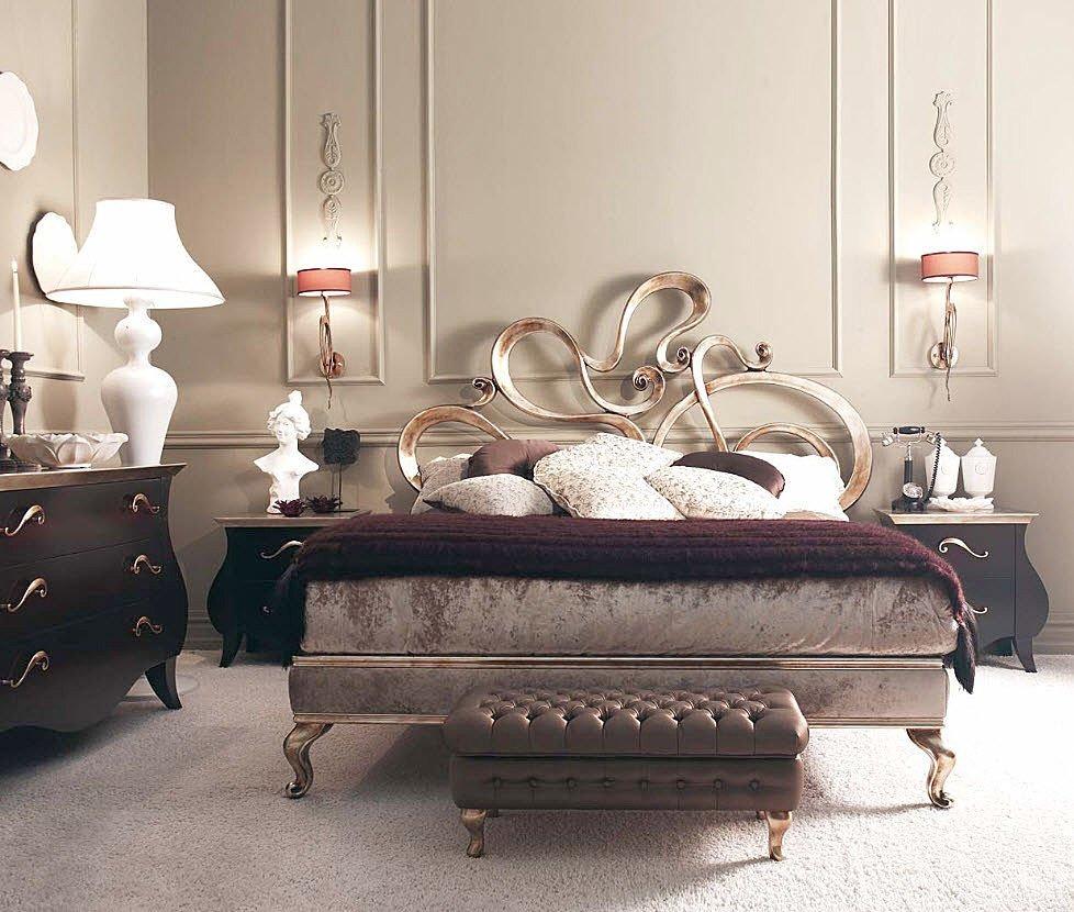 Dormitorios plateados for Decoracion de murallas de dormitorios