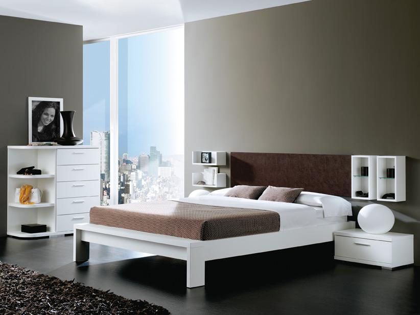Decoraci n de dormitorios para reci n casados - Decoracion dormitorios pequenos ...