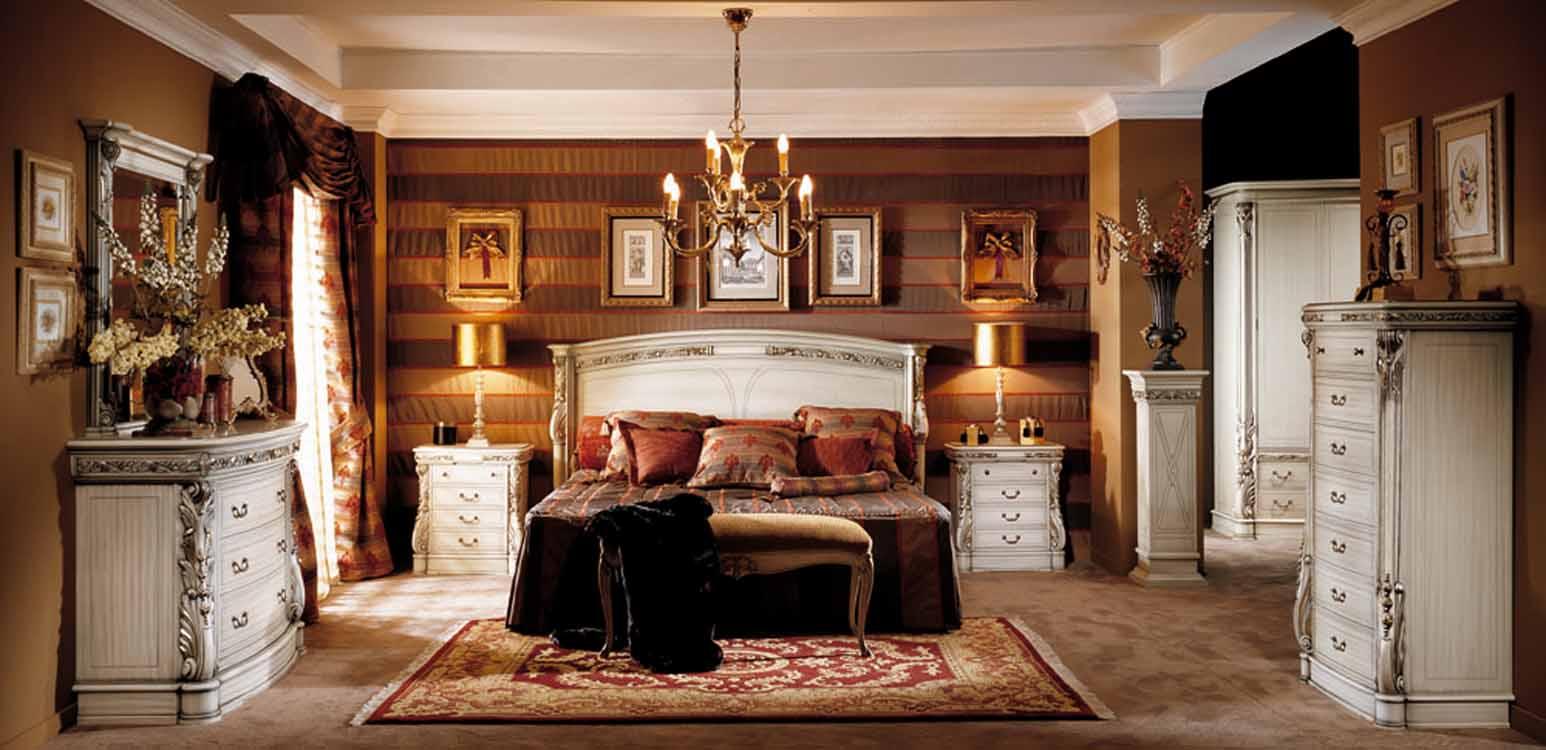 Dormitorios romanticos - Fotos de dormitorios de matrimonio clasicos ...