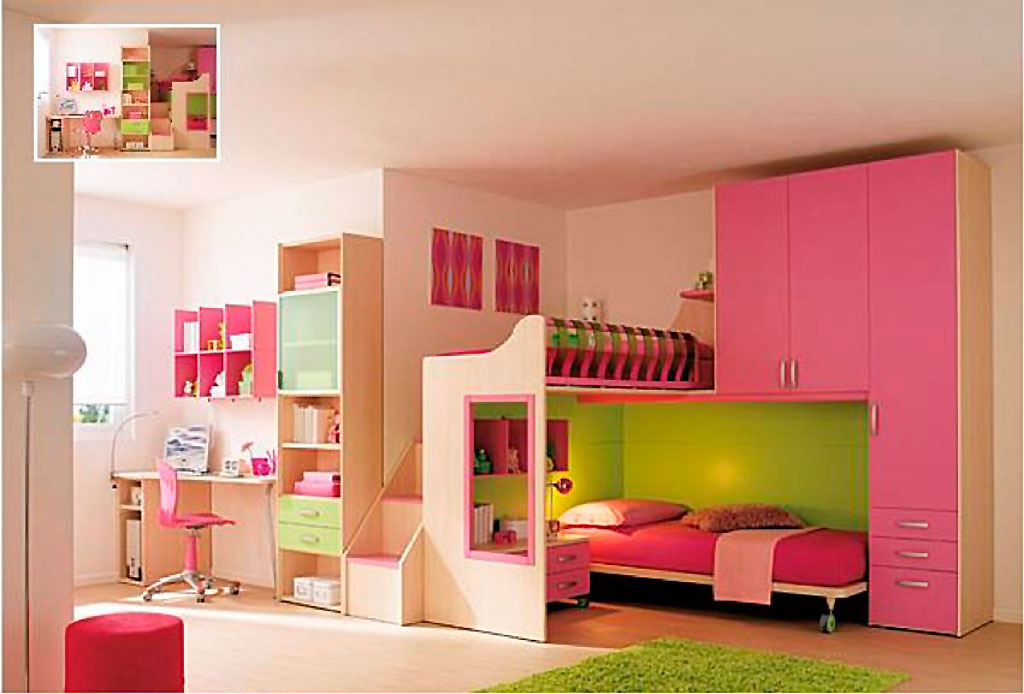 Decorando un dormitorio juvenil for Ideas para decorar habitaciones juveniles