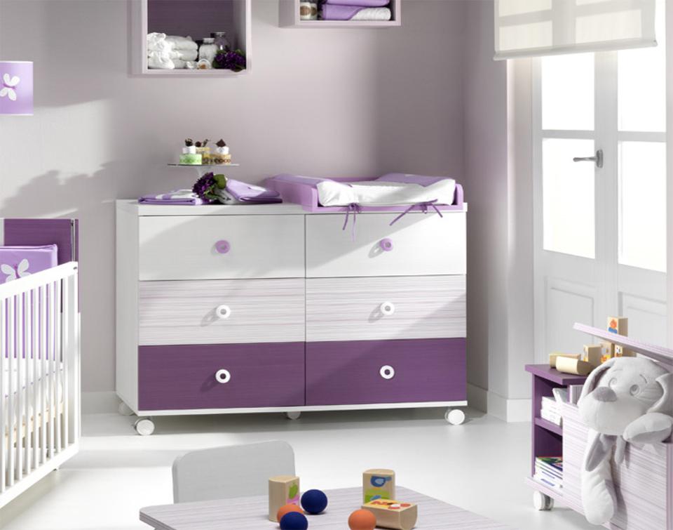 11 fotos con ideas para decorar cuartos infantiles - Modelos de comodas para dormitorio ...