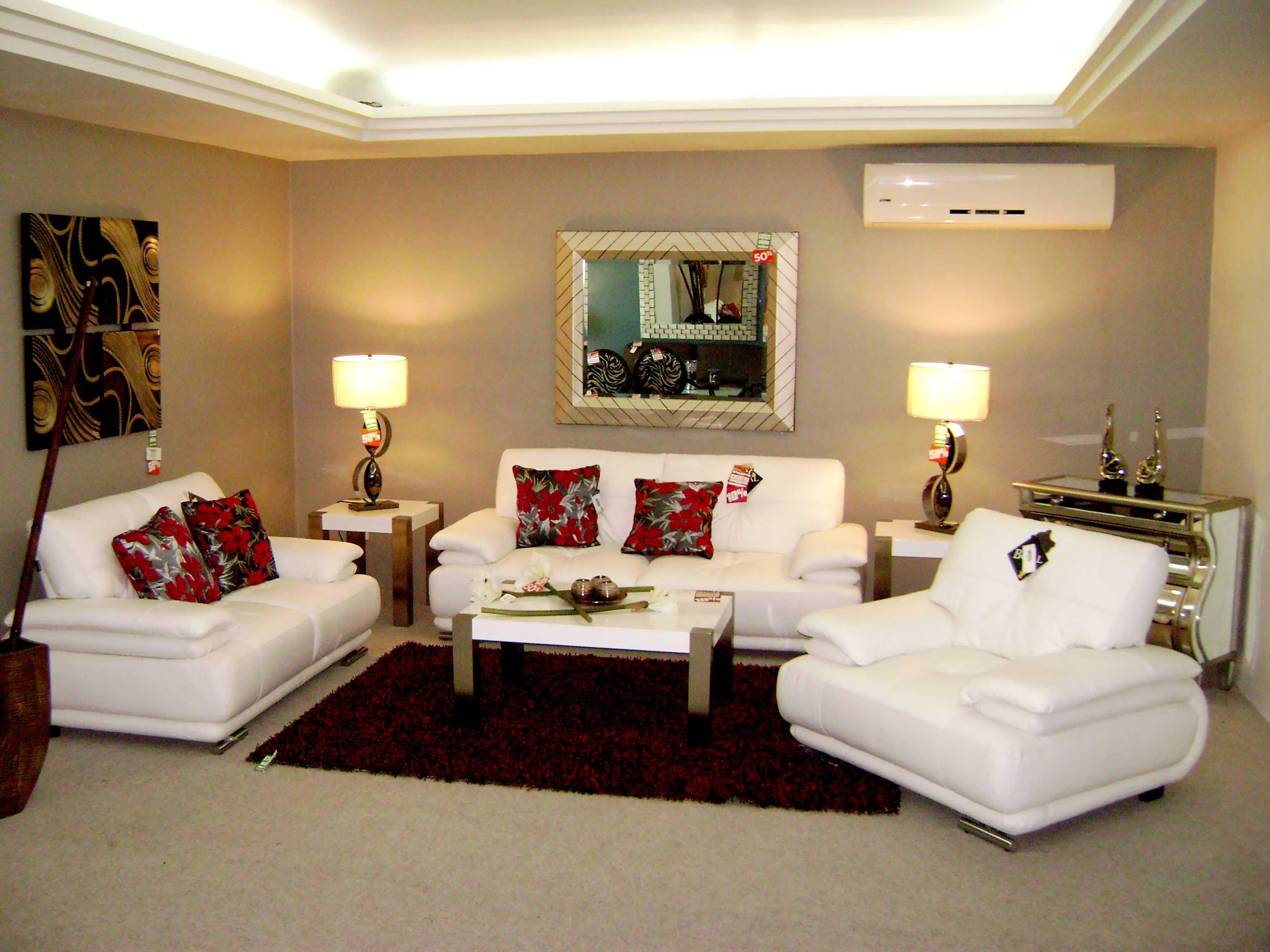 Interiores for Decoracion de interiores salas y comedor