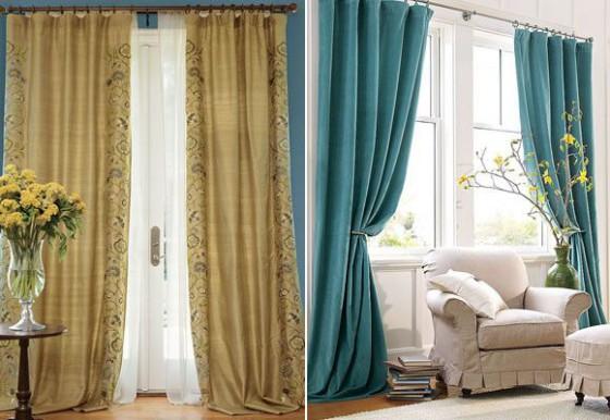 Cortinas online for Como blanquear cortinas