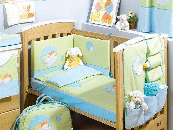 Decorar un cuarto de bebe