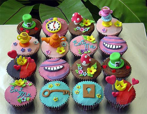 Decoraci n cupcakes for Decoracion en cupcakes