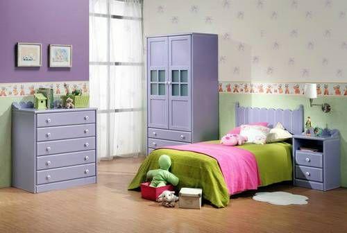 Decoraci n habitaciones infantiles - Decoracion interiores infantil ...