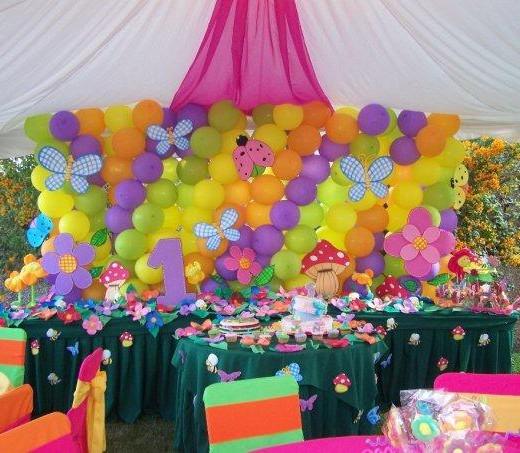 Decoraciones para fiestas - Decoracion de interiores infantil ...