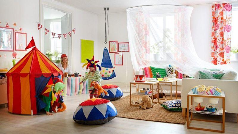 Cortinas infantiles for Consejos decoracion