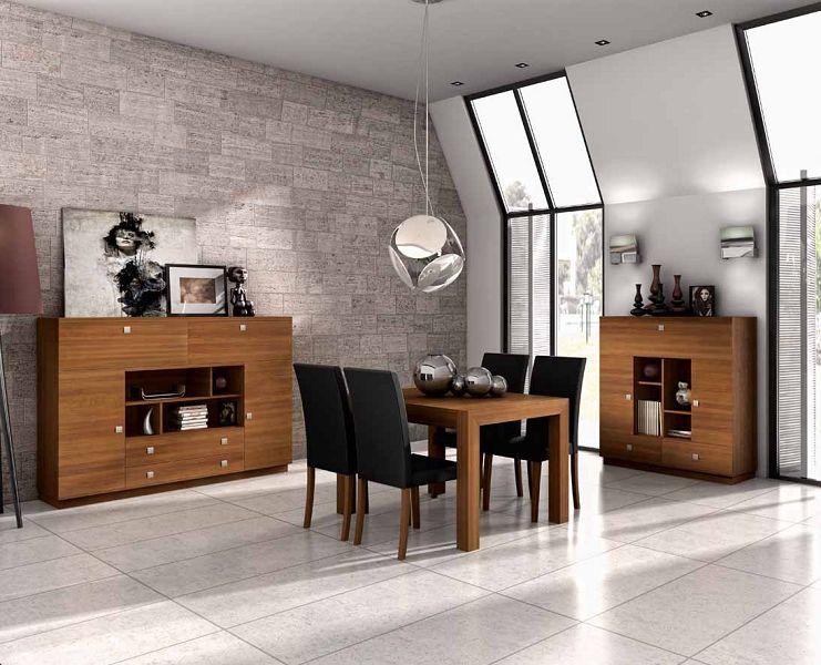 Decoraci n casas for Comedores minimalistas baratos