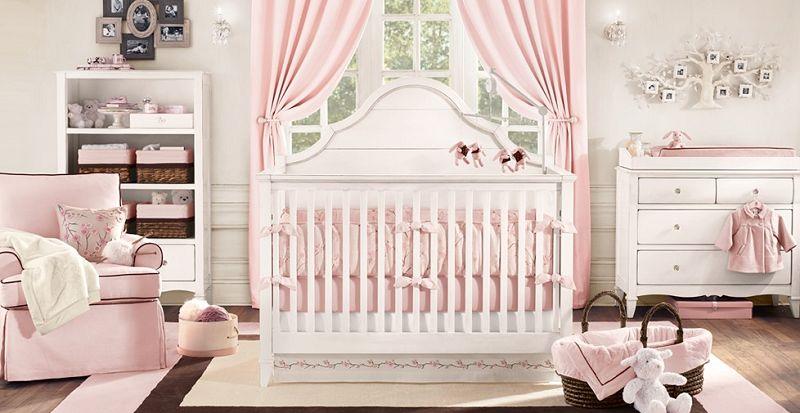 Baby shower decoraci n for Cuartos de nina recien nacida