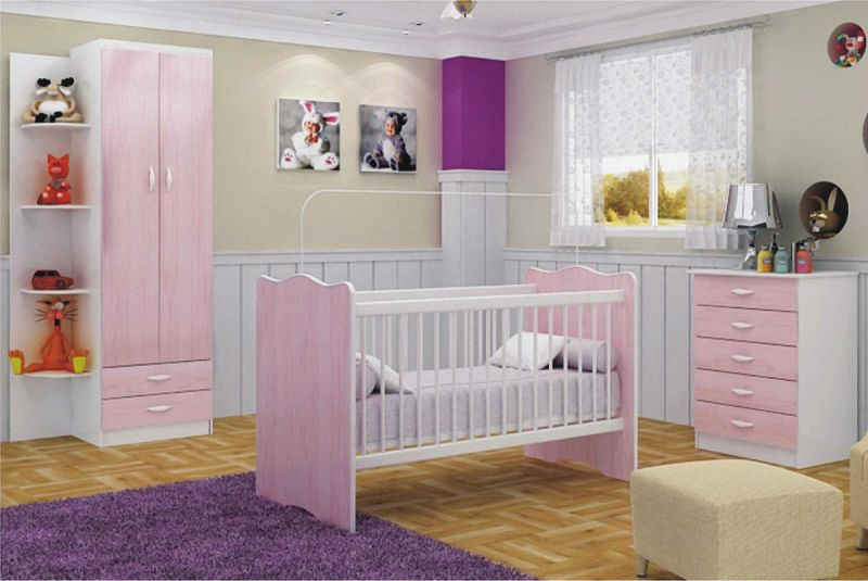 Baby shower decoraci n for Imagenes de cuartos para ninos