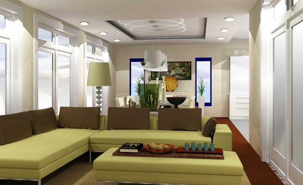 Interiores de casas modernas for Ver interiores de casas modernas