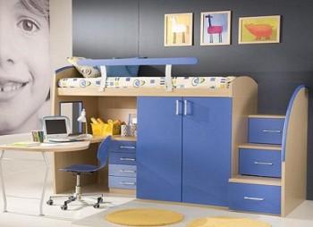 Ideas para decorar cuartos y dormitorios con estilo - Muebles para cuartos de ninos ...