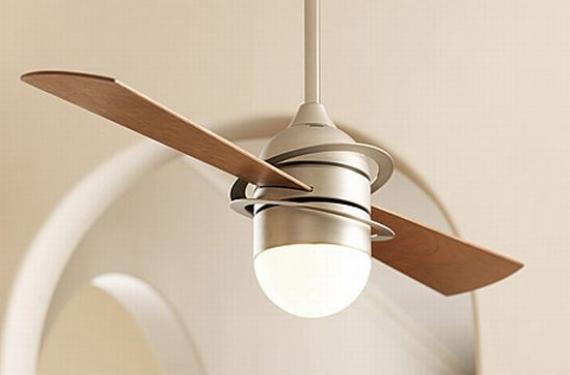 Decoraci n y arreglos en la cocina sala comedor ba o y - Tulipas para ventiladores de techo ...