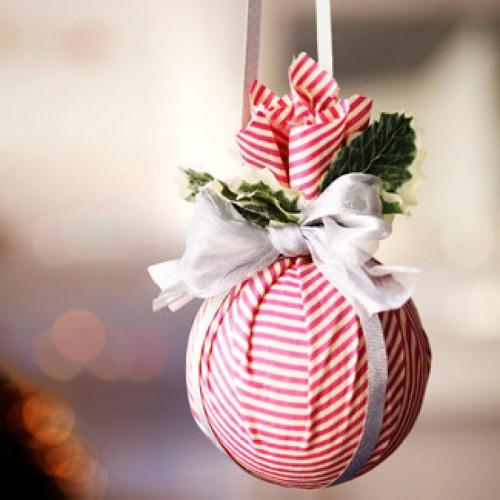 3-Adornos navideños manualidades.
