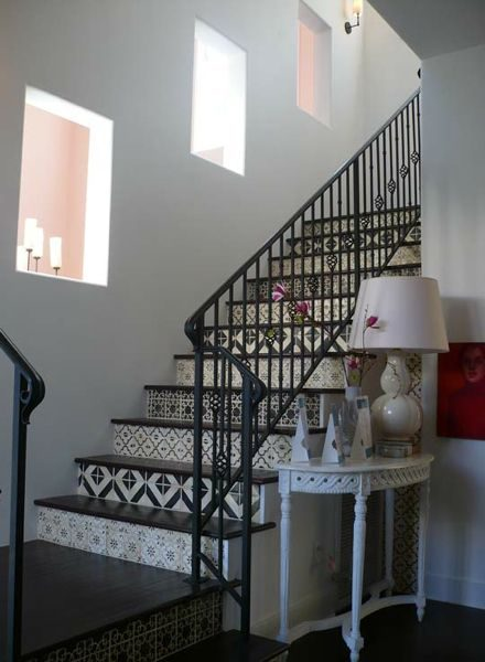 Decoración Escaleras De Interior